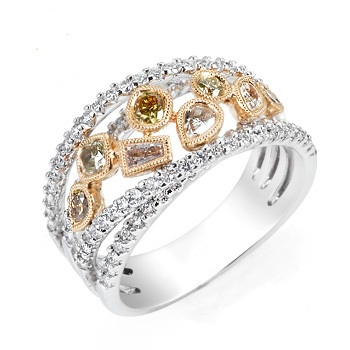 Women s wedding bands masica diamonds master diamond for Jewelry by design rockville md