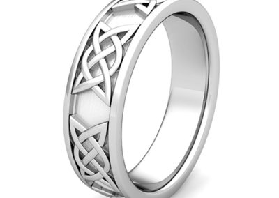 Men's Wedding Band 1